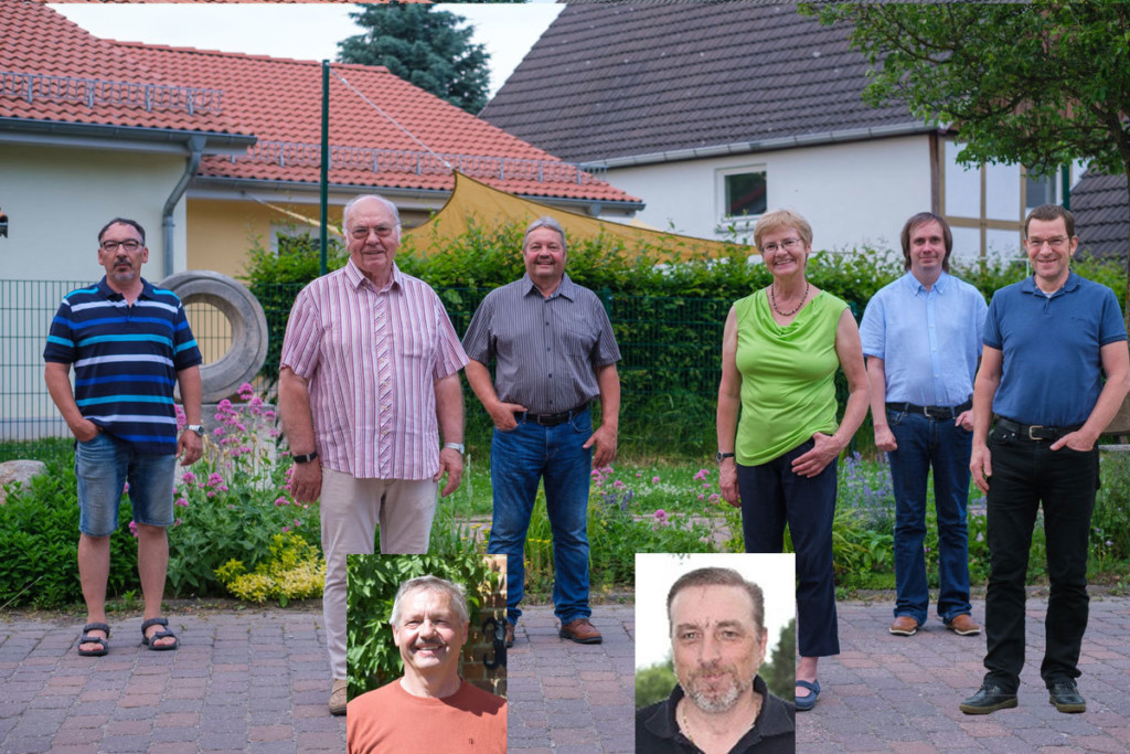 Die Kndidat'inne für den Ortsrat Bakede-Böbber-Egestorf